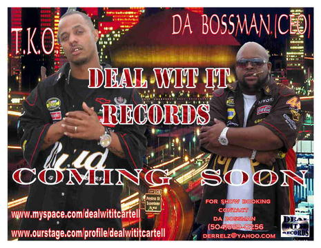 LIVE IN CONCERT, by DEAL WIT IT RECORDS on OurStage