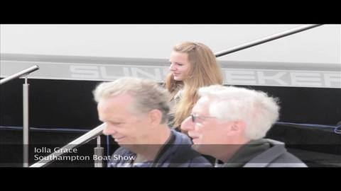 Southampton International Boat Show, by Iolla Grace on OurStage