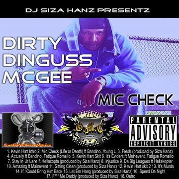 SITTIN' CLEAN, by DIRTY DINGU$$ MCGEE on OurStage