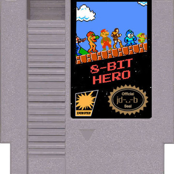 8Bit Hero, by jdub on OurStage