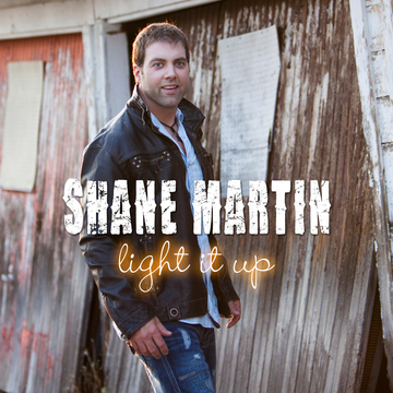 Just Me Missing You, by Shane Martin on OurStage
