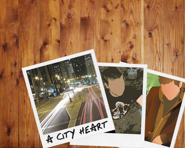 Decorate The Sky (acoustic), by A City Heart on OurStage
