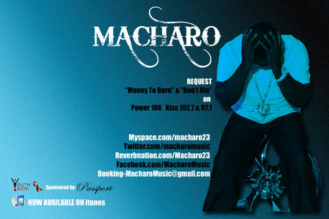Untitled upload for Macharo, by Macharo on OurStage