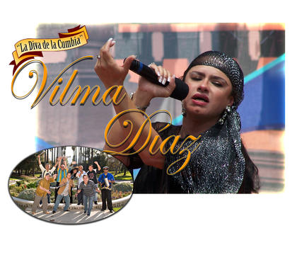 Mi Cucu. Singer: Vilma Diaz - Original Voice of La Sonora, by Vilma Diaz - Cumbia Diva on OurStage