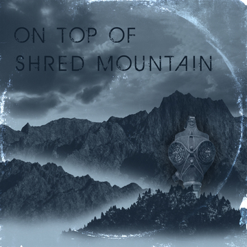 On Top of Shred Mountain, by CalvinMorris on OurStage