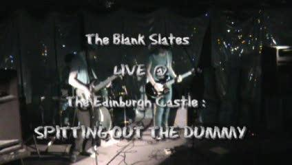 The Blank Slates Live - Spitting Out The Dummy, by The Blank Slates on OurStage