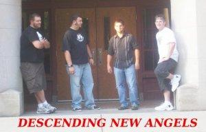 Corner of My Eye (home recorded live), by Descending New Angels on OurStage