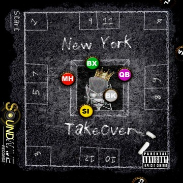 New York Takeover, by Jaye Gems, Krystal, Black Widow, and Kid Kas on OurStage
