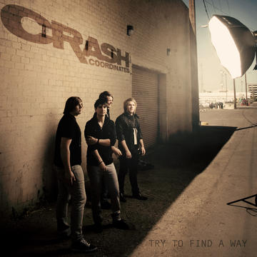 Try to Find a Way, by Crash Coordinates on OurStage