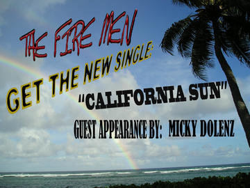 California Sun, by The Fire Men on OurStage