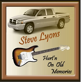 Hurtn' On Old Memories, by Steve Lyons on OurStage