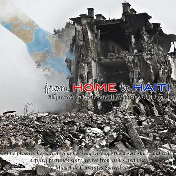 FROM HOME TO HAITI, by Lok AkiM Alex Zander. on OurStage