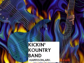 Lonely Man, by Kickin' Kountry Band on OurStage