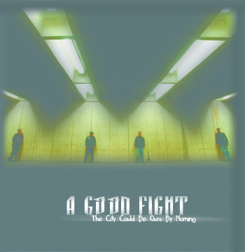 White Flag, by A Good Fight on OurStage