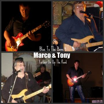 Blue To The Bone / Further On Up The Road, by Marco Maenza & Tony D on OurStage