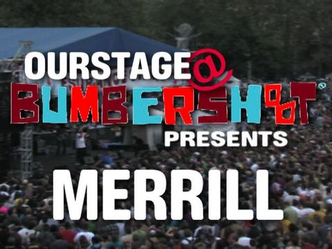 merrill at bumbershoot, by m_watson on OurStage