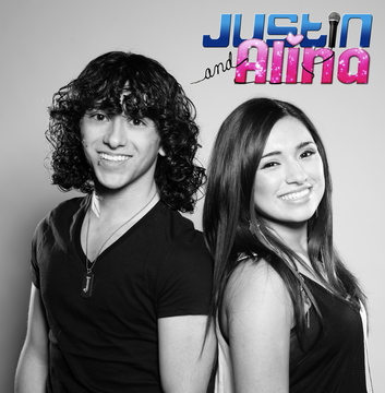 """""""Loved By You"""" (Yo Quiero Tu Amor), by Justin and Alina on OurStage"""