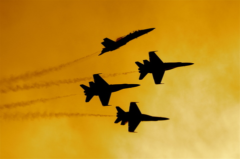 Blue Angels 07, by buckzboyz on OurStage