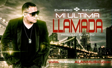 Ultima Llamada, by MATEO on OurStage