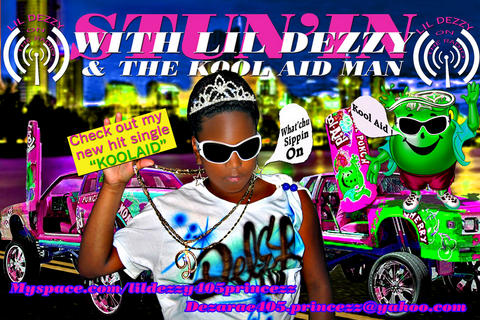 KOOL AID, by Lil Dezzy 405 princezz on OurStage