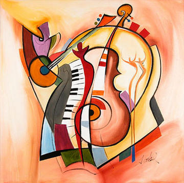 """""""Music"""", by P.E.A.C.E. the Poetess on OurStage"""