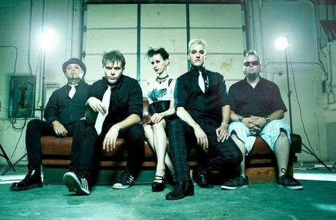Punk Rock Cheerleader video, by Vertigo Venus on OurStage