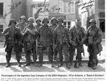 My Band of Brothers, by Mike Huntingford on OurStage