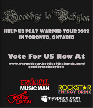 The Intoxication of Emily Rose, by Goodbye to Babylon on OurStage
