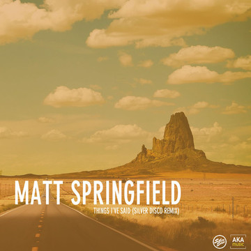 Things I've Said (Silver Disco Dub Mix), by matt springfield on OurStage