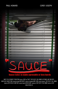 """Teaser Trailer for """"sauce (verb): to make aggreable or less harsh, by GetPaulHoward on OurStage"""