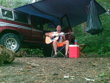 Hillbilly Hot Tub, by Doug E. Rees on OurStage