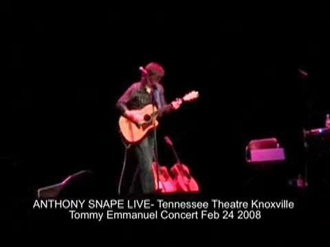 Sunday LIVE, by Anthony Snape on OurStage