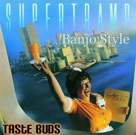 Breakfast in America (supertramp cover) Banjo Style, by Taste Buds on OurStage