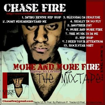 Blessing In Disguise, by CHASE FIRE on OurStage
