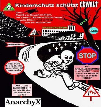 Kinderschutz schützt Gewalt, by AnarchyX on OurStage