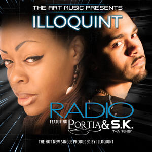 "RADIO ""REMIX"", by PORTIA & SK ""THA KING"" on OurStage"