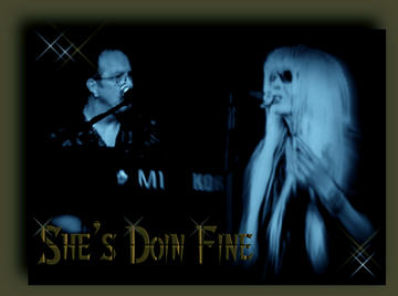 """""""SHE'S DOIN FINE""""..Written By Rex Havoc.., by She SaiD/ Australia on OurStage"""