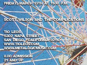 "Scott Wilson ""Kaleidoscope's End"", by Scott Wilson on OurStage"