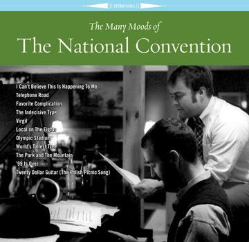 Telephone Road, by The National Convention on OurStage