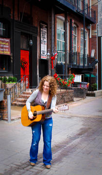 Holy Water, by Ashley McBryde on OurStage