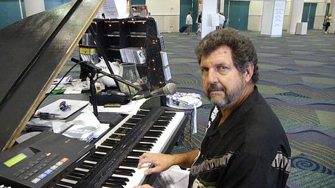 The Reel Piano Man, by Geresti on OurStage
