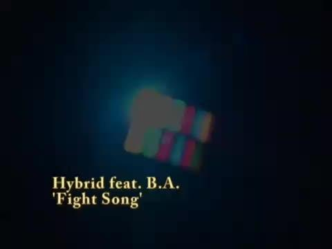 fight song feat BA, by Hybrid on OurStage