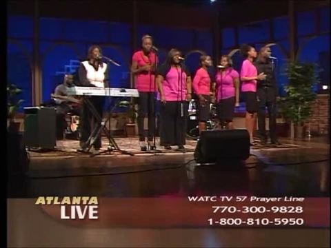 Great is the Lord -Angie Cleveland (Video), by Angie Cleveland on OurStage