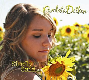 Open My Eyes (Acoustic), by Cambria Detken on OurStage