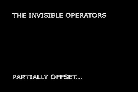 Partiallyoffset, by The Invisible Operators on OurStage