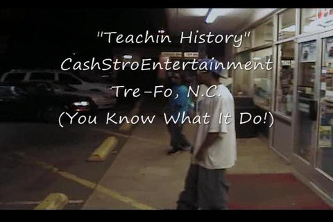Teaching History, by CashStroEntertainment on OurStage