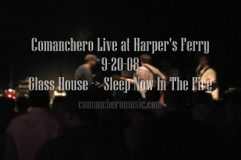Comanchero Live At Harper's Ferry, by Comanchero on OurStage