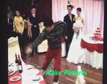 Pop Dance at a Chinese Wedding - XingKai Wu - Kaise Pictures, by kaise999 on OurStage