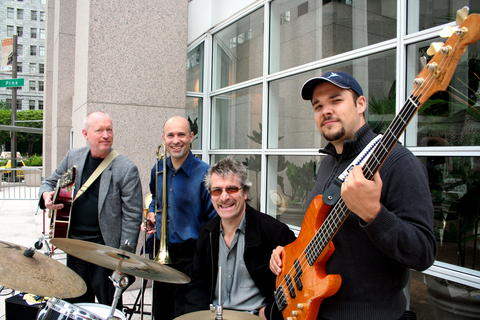 Cookin' For 20, by The Max Perkoff Band on OurStage