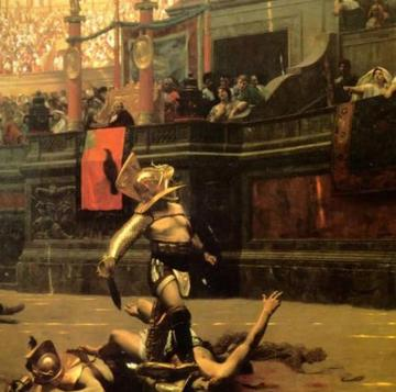Gladiators Battle Cry old, by Michael Nova on OurStage